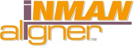 logo for inman aligner clinic