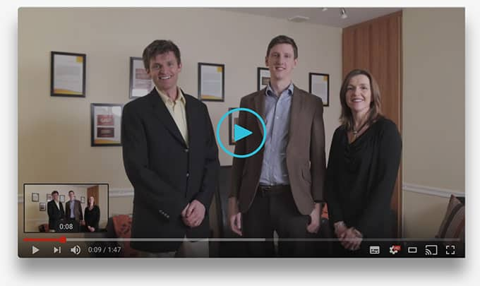 video of staff at portobello dental dublin