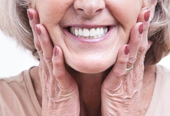 supported dentures